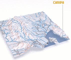 3d view of Canipa
