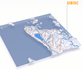 3d view of Gibioc