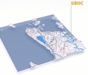 3d view of Gibioc