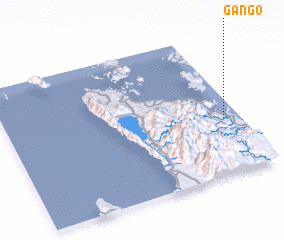 3d view of Gango