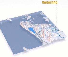3d view of Magasang