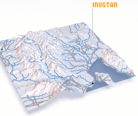 3d view of Inugtan
