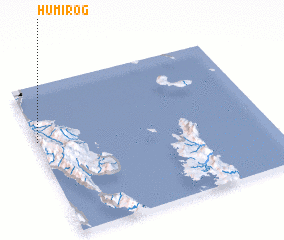 3d view of Humirog