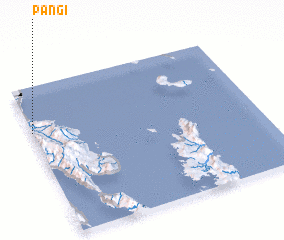 3d view of Pangi