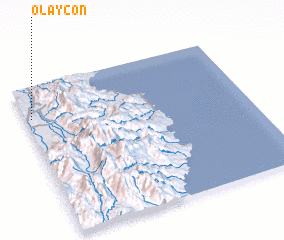 3d view of Olaycon