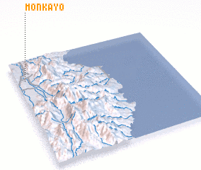 3d view of Monkayo