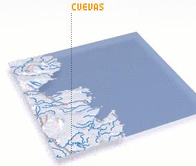 3d view of Cuevas