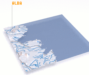 3d view of Alba