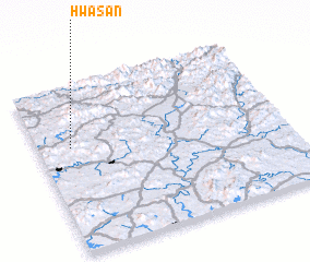 3d view of Hwasan