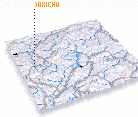 3d view of Daxicha