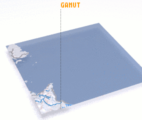 3d view of Gamut