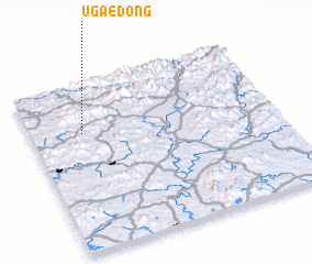 3d view of Ugae-dong