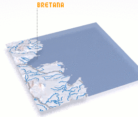 3d view of Bretana