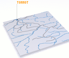 3d view of Tommot