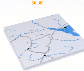 3d view of Sulus