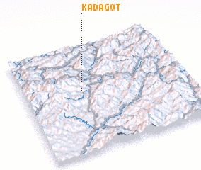 3d view of Kadagot