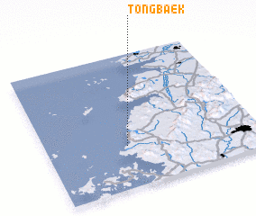 3d view of Tongbaek