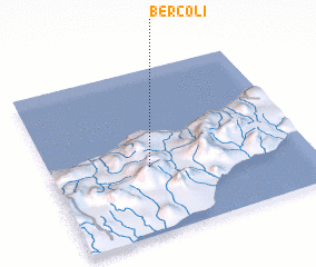 3d view of Bercoli