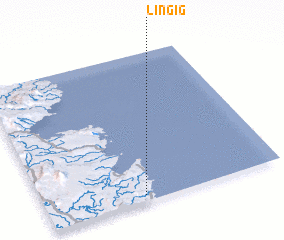 3d view of Lingig