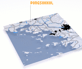 3d view of Pongsok-kol