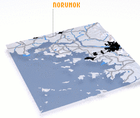 3d view of Norumok