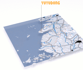 3d view of Yuyu-dong