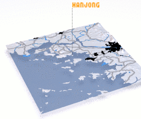 3d view of Hanjŏng