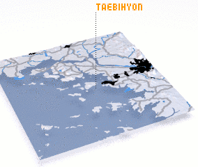 3d view of Taebihyŏn