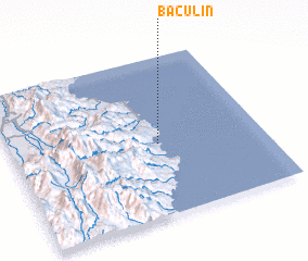 3d view of Baculin