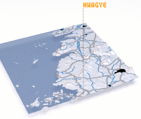 3d view of Hwagye