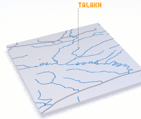 3d view of Talakh