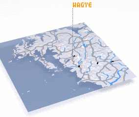 3d view of Wagye
