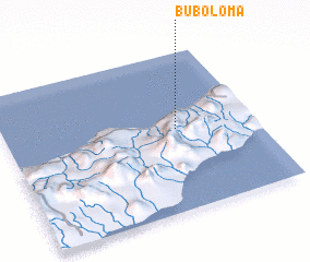 3d view of Buboloma