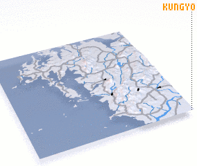 3d view of Kungyo