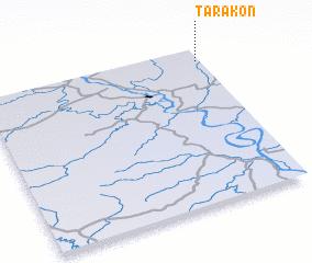 3d view of Tarakon