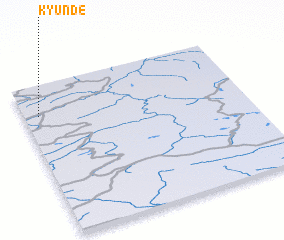 3d view of Kyunde