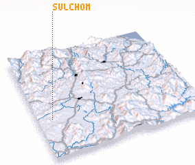 3d view of Sulchŏm