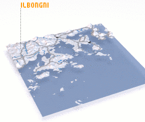 3d view of Ilbong-ni