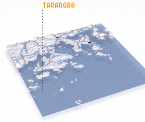 3d view of Tarangdo