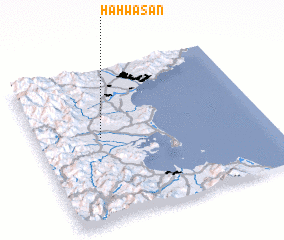 3d view of Hahwasan