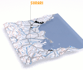 3d view of Sora-ri