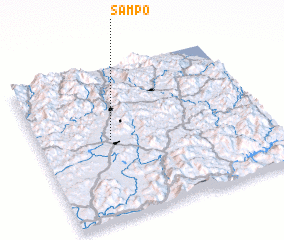 3d view of Samp\