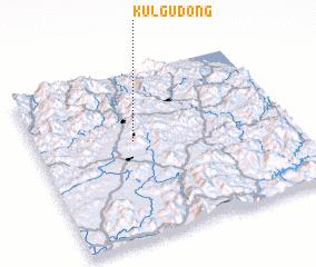3d view of Kulgu-dong