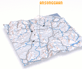 3d view of Ansonggwan