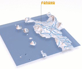 3d view of Fanaha
