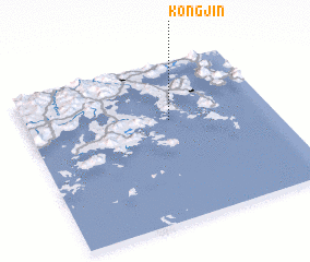 3d view of Kongjin