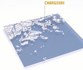 3d view of Changsu-ri