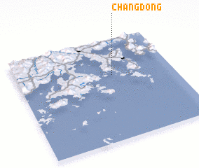 3d view of Changdong