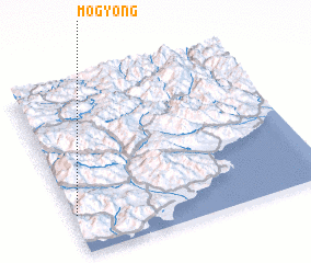 3d view of Mogyŏng