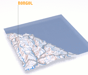 3d view of Non-gol